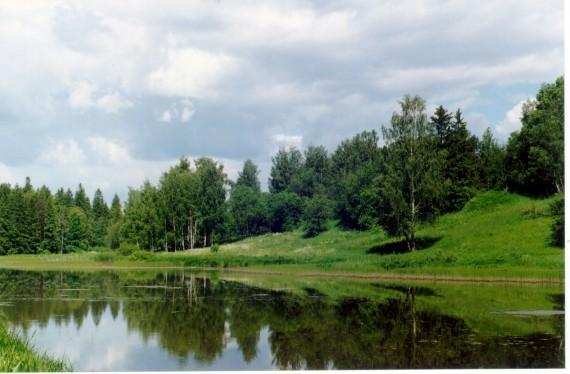 Россия, лето