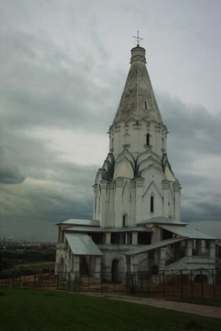 Православный храм в Коломенском, Москва