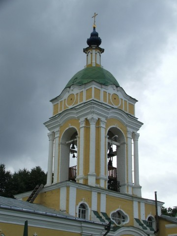 колокольня в Софрино