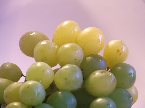 виноград на фото