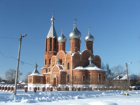 Собор в Кирово-Чепецке, Кировская область