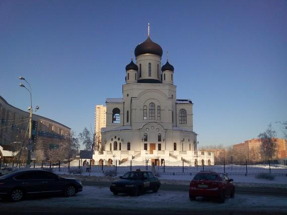 Собор в Мытищах, Московская область